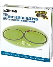 Bachmann Industries Steel Alloy E-Z  Figure 8 Track Pack (HO Scale)