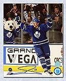 Mats Sundin Signed Photo - Celebration 8x10 - Autographed NHL Photos