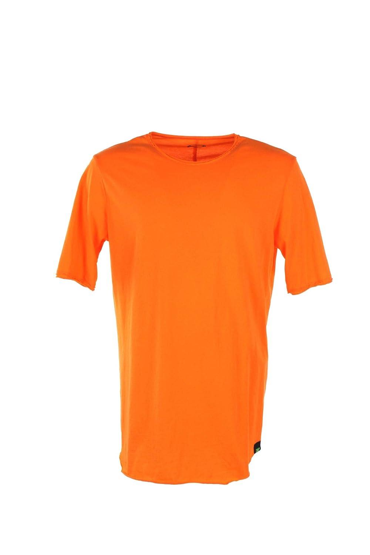 Imperial T-Shirt Uomo S Arancio T084xall Primavera Estate 2019