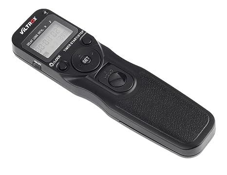 VILTORX® JY-710-C1 2 4GHZ Wireless Remote Shutter Controller Set Time Lapse  Intervalometer Timer for Canon 800D 80D 77D 60D 70D 750D 760D 700D 1300D
