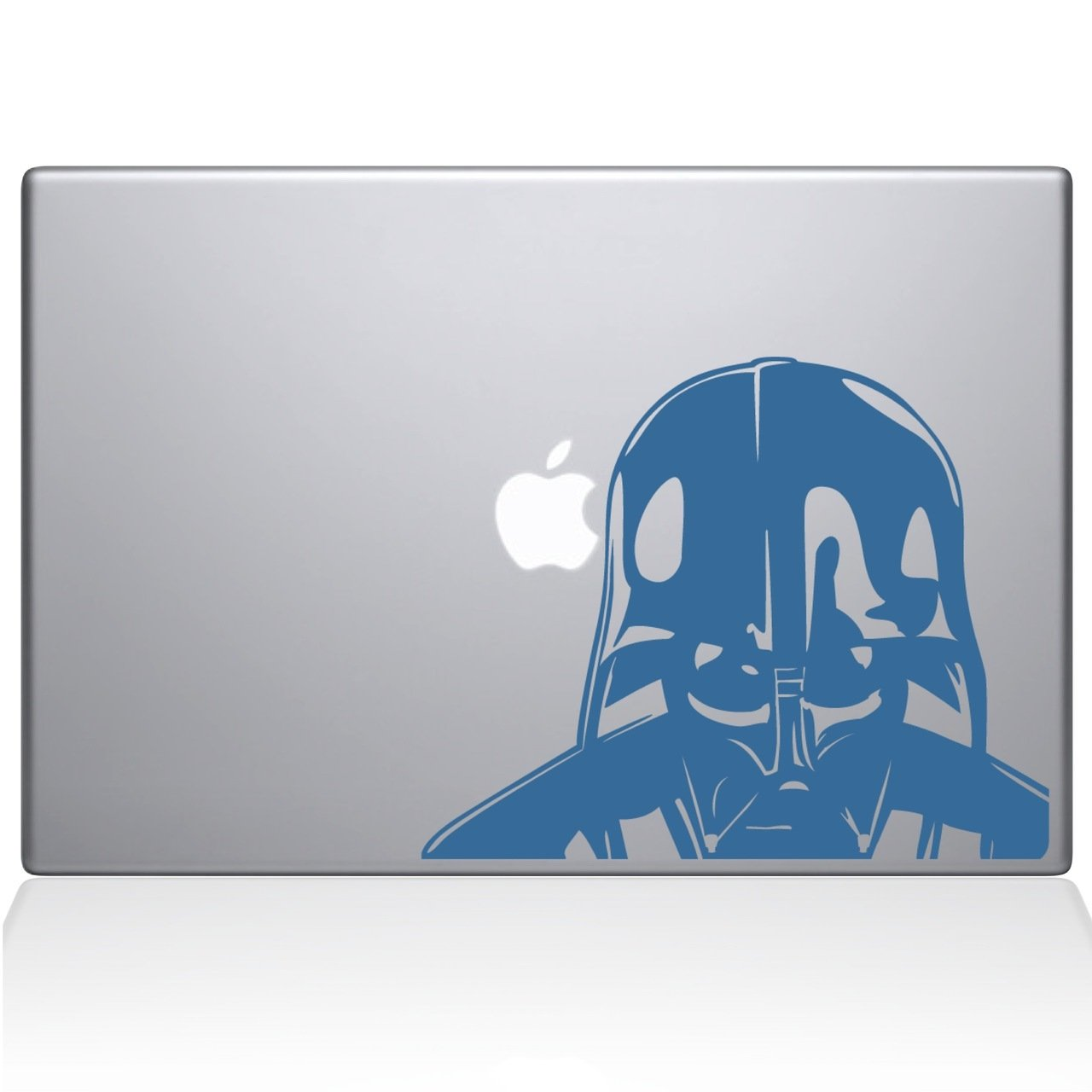 100%の保証 Darth B07239NBSV Vader Head Macbookデカール Darth グレイ、Die Cut Vinyl Decal for Windows車、トラック、ツールボックス、ノートパソコン、ほぼすべてmacbook-ハード、滑らかな表面 グレイ Titans-Unique-Design-119011-Light-Blue ライトブルー B07239NBSV, 中川村:eb1d31cb --- kickit.co.ke