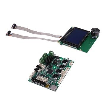Homyl Pantalla LCD con Placa Base Controlador Inteligente ...