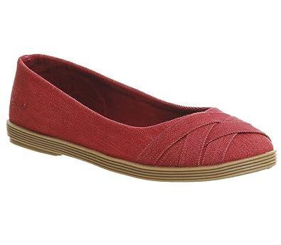 880c266ca825 Blowfish Glo Pumps Red Street Denim UK 6  Amazon.co.uk  Shoes   Bags