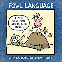 Fowl Language 2018 Calendar