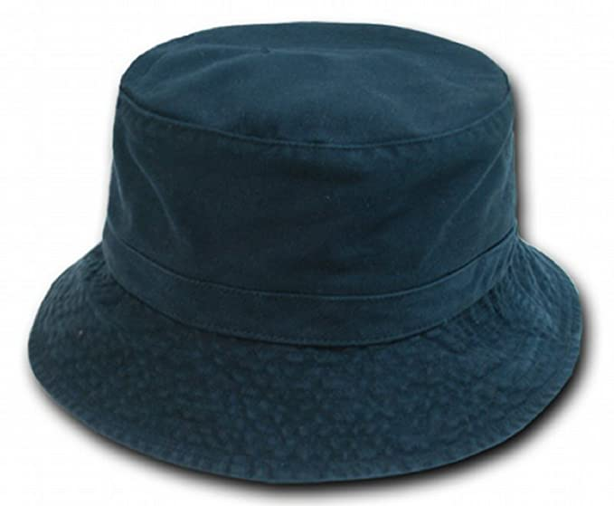075abc95442 Image Unavailable. Image not available for. Color  DECKY Polo Bucket Hat ( NAVY ...