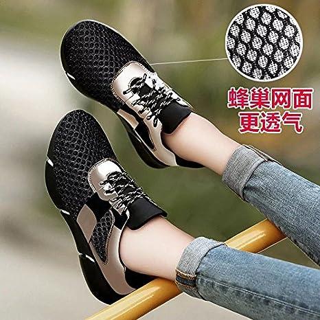 GUNAINDMX Zapatillas de fútbol para otoño zapatos de viaje zapatillas de deporte