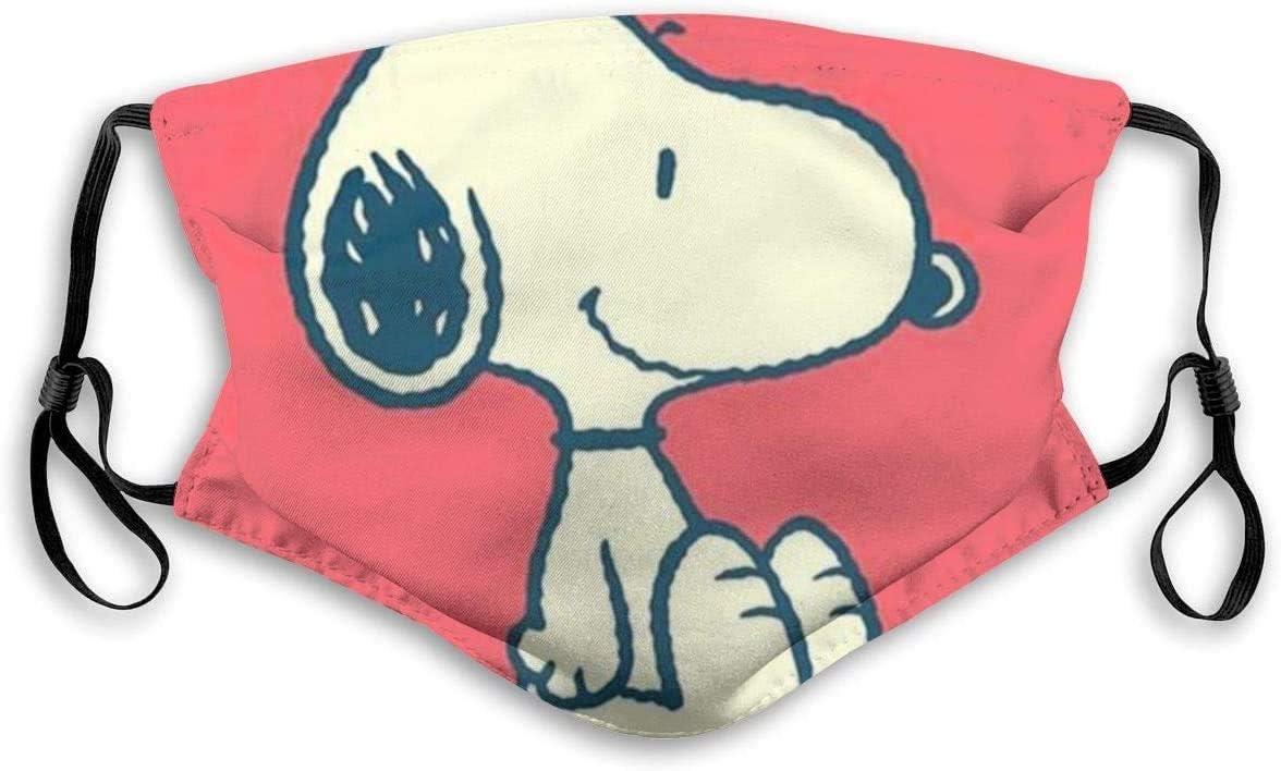 """Maske mit """"Snoopy""""-Motiv"""