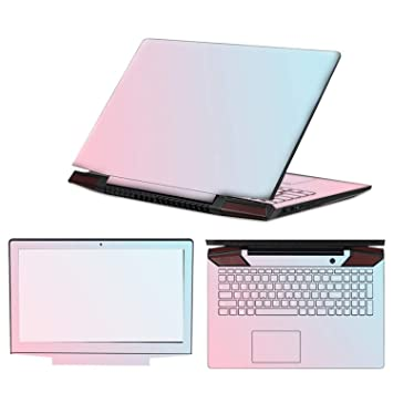 Amazon.com: 3 Sides Laptop Skin Notebook Stickers for Xiaomi ...