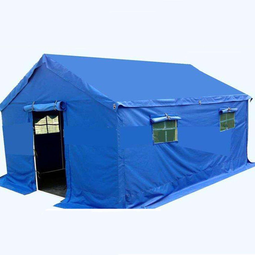 MZ Starke Wasserdichte Plane, Blau Tätigkeiten PVC-Sonnenschutzmittel-haltbares Planen-Blatt, Tätigkeiten Blau im Freien, kampierendes Zelt u. Andere Gelegenheiten wenden Schutzplane an (größe   5m8m) b262c9