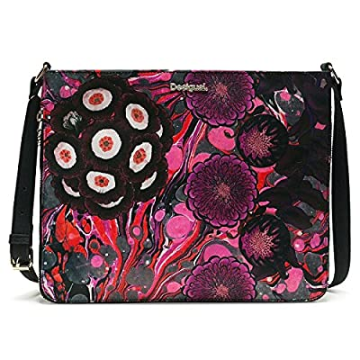 d739fcbf1997 DESIGUAL Bag BORA BORA FORMIGAL Female Fuchsia - 18SAXFA0-3002-U ...