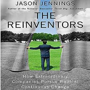 The Reinventors Audiobook