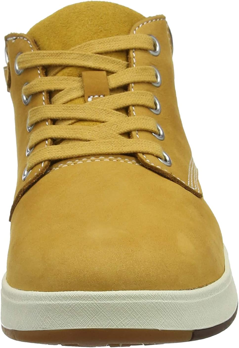 Timberland Unisex Kinder Davis Square Leather Chukka Toddler Stiefel