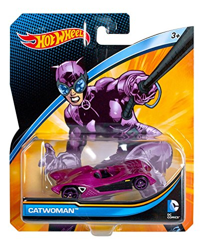 Hot Wheels DC Universe Catwoman -