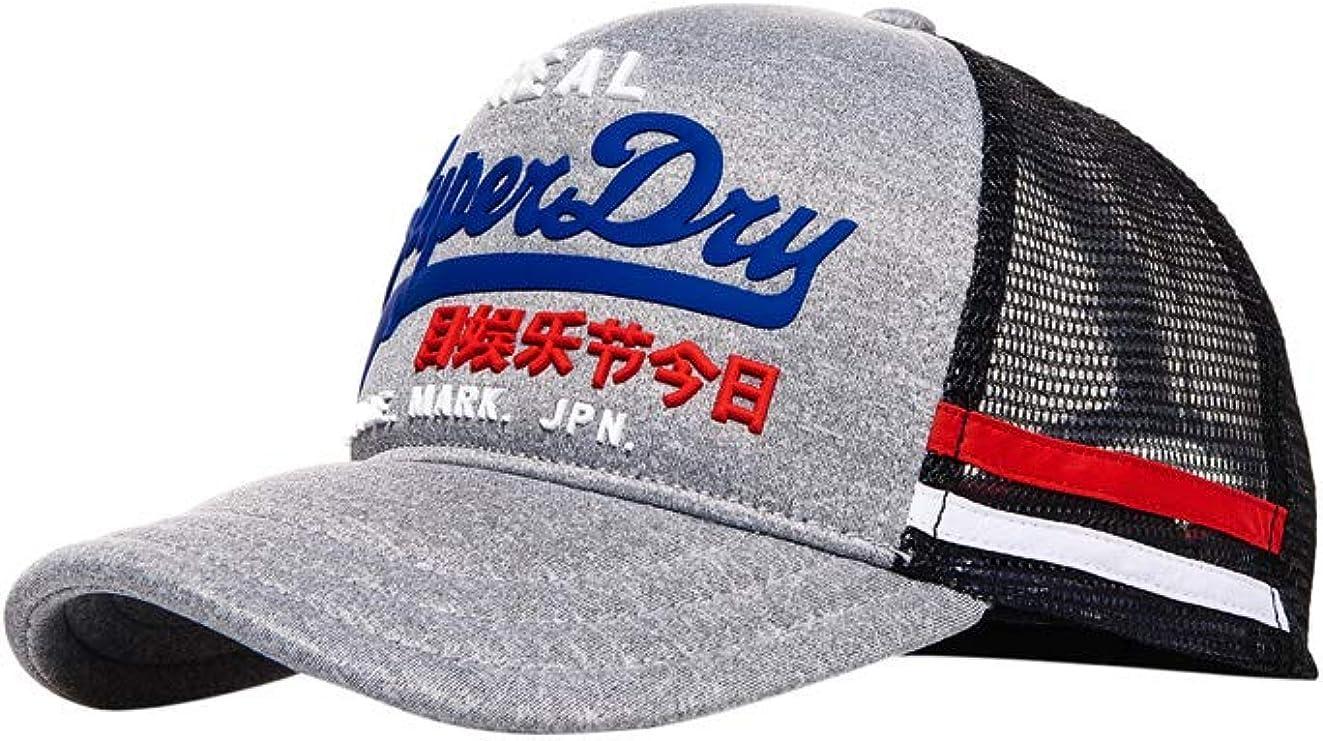 Superdry Premium Goods Cap Gorra de béisbol, BLU (Cobalt/Grey R2o ...