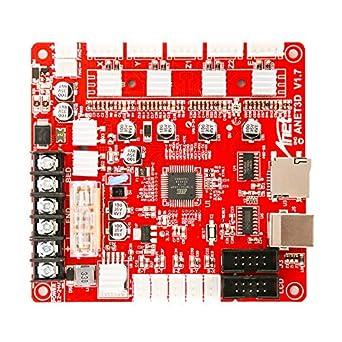 Amazon.com: KKmoon Anet A1284- Kit de tablero de control ...