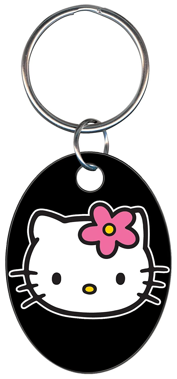 Hello Kitty Negro Llavero: Amazon.es: Zapatos y complementos
