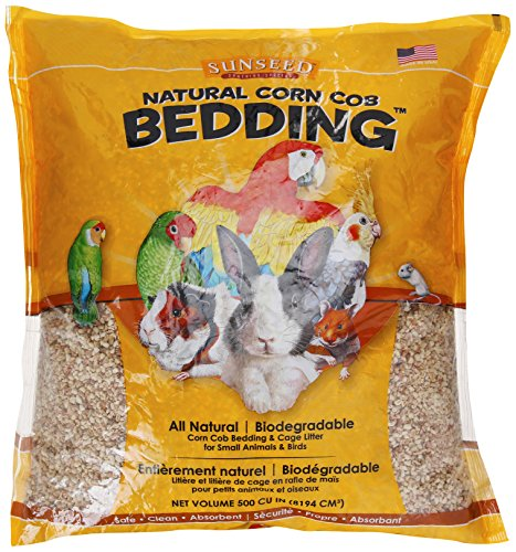 Sunseed SSS18038 8-Pound 4-Pack Sunthing Special Corn Cob...