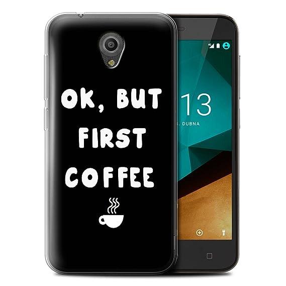 Amazoncom Stuff4 Gel Tpu Phone Casecover For Vodafone Smart Prime