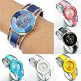 Lady Watches,POTO JY-20 2017 New Fashion Casual Alloy Analog Bracelet Wrist Watch Gift