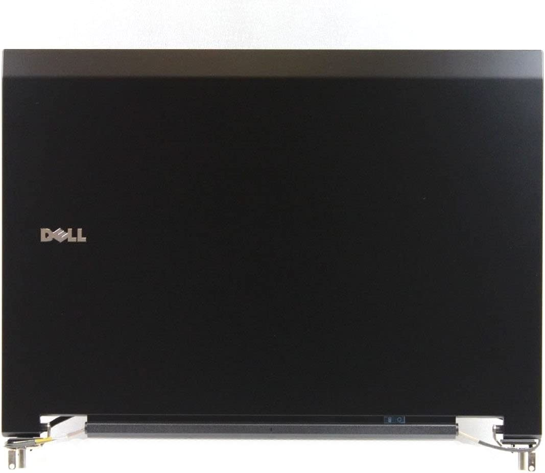 New Genuine Dell Latitude E5400 14.1in LCD Back Cover w Hinges T809N