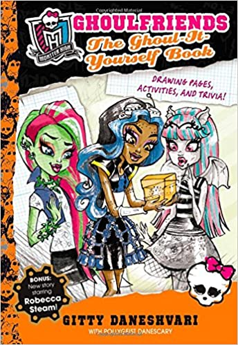 Monster high ghoulfriends the ghoul it yourself book gitty monster high ghoulfriends the ghoul it yourself book gitty daneshvari 9780316282222 amazon books solutioingenieria Images