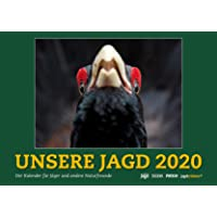 Wandkalender UNSERE JAGD 2020: Der Kalender für Jäger und andere Naturfreunde (BLV)