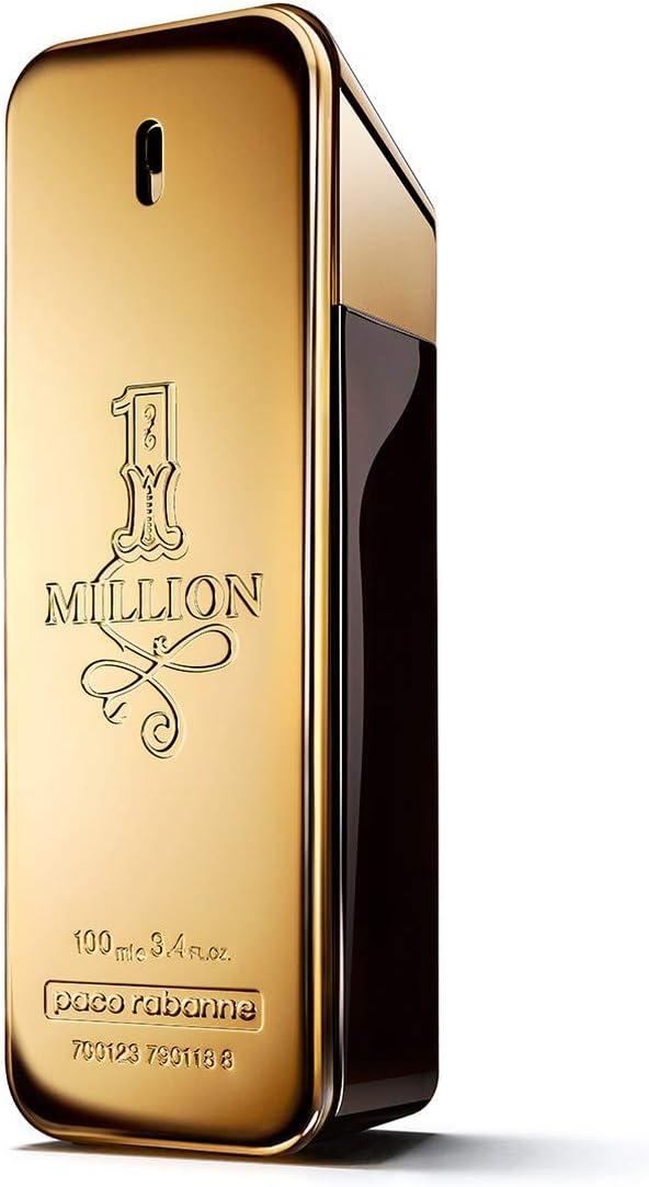 Paco Rabanne 1 Million - Eau de Toilette para Hombre con Vaporizador, 200 ml: Amazon.es