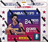 2017/18 Panini Hoops NBA Basketball MASSIVE 24 Pack Factory Sealed Retail Box with AUTOGRAPH & 192 Cards! Plus Special Bonus of (2) MICHAEL JORDAN Hall of Fame Cards! Look for Lonzo Ball! Loaded!