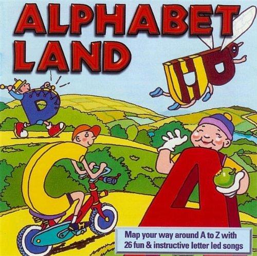 ALPHABET LAND Listen and Learn (Learn Alphabet Cd)