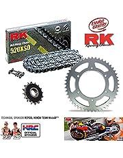 Kit de Cadena RK Kawasaki Z750 2004-14 15-43/112