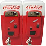 coca cola vending machine paper towel stand k che haushalt. Black Bedroom Furniture Sets. Home Design Ideas