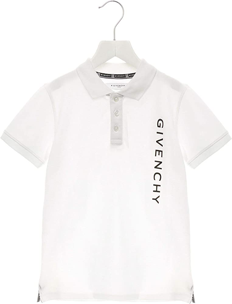 Givenchy Luxury Fashion Niños H2512810B Blanco Polo | Otoño ...