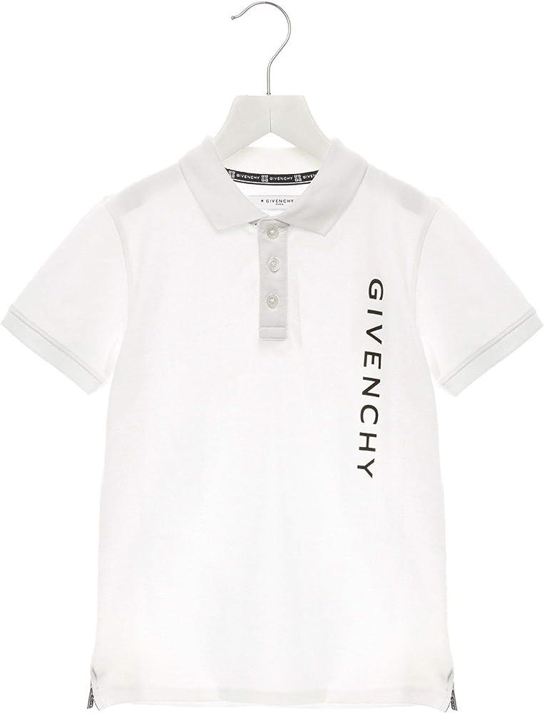 Givenchy Luxury Fashion Niños H2512810B Blanco Polo | Otoño ...