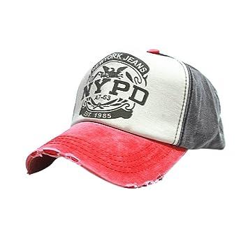 Boburyl Casquillo cabido del Sombrero de Hip Hop del Camionero ...