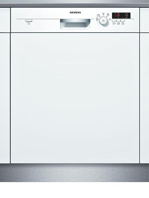 Siemens SN55E207EU lavavajilla 13 cubiertos A+ - Lavavajillas ...