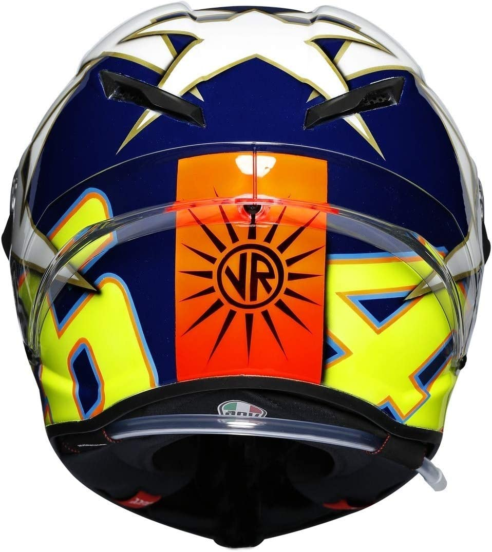 Agv Pista Gp Rr World Title 2003 Limited Edition Carbon Helmet L 60 61 Auto