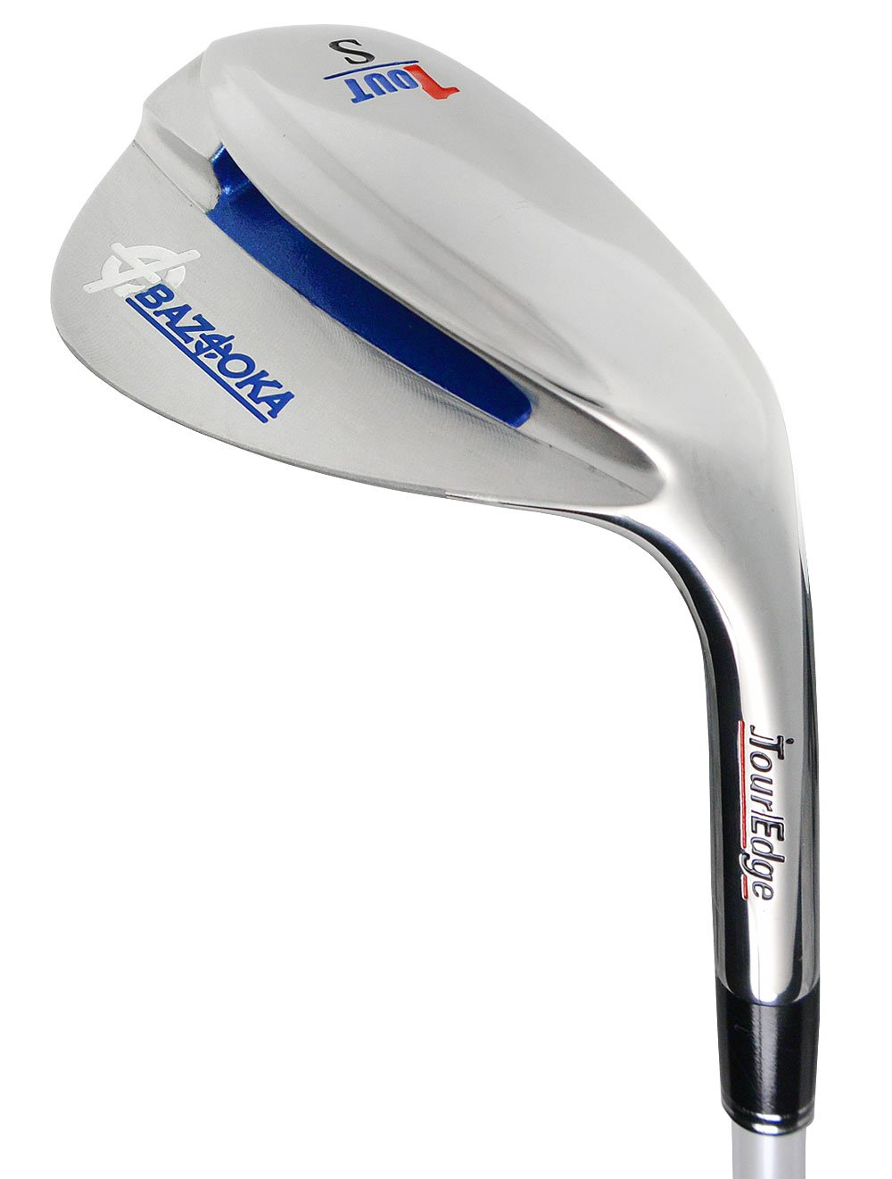 Tour Edge Men's Bazooka One Out Wedge (Right Hand, Graphite, A-Flex, SW Iron) by Tour Edge