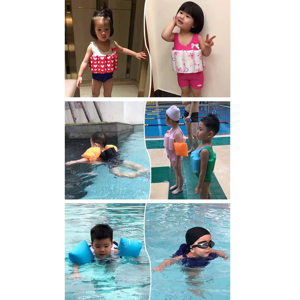 Kinder Bademode Mädchen Jungen Süße Badeanzug Baby Siamese Siamese Siamese Badeanzug Abnehmbarer Schwimmer Alter 1-10 Jahre B07PNBD4M3 Badeanzüge Ausgewählte Materialien 7e1e8d