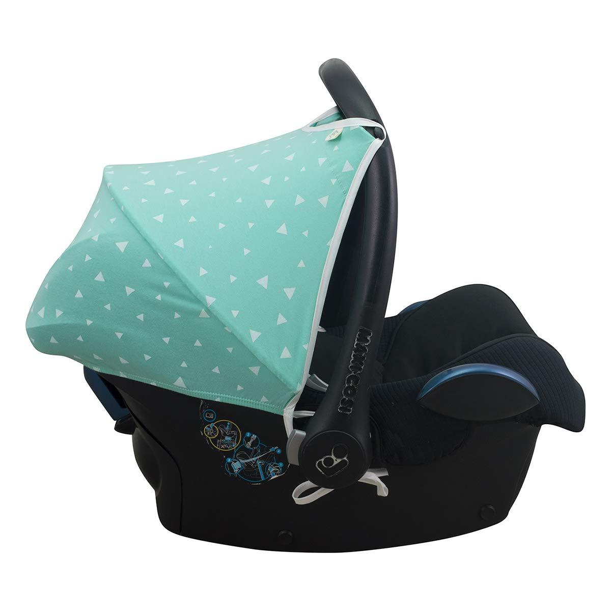 Black Series JANABEBE Hood Canopy for Maxi COSI Cabriofix and Maxi COSI Pebble