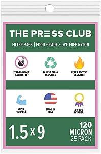 The Press Club 120 Micron 1.5