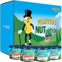 Planters绅士牌Nutrition尊享坚果礼盒1104g(美国进口)(特卖)