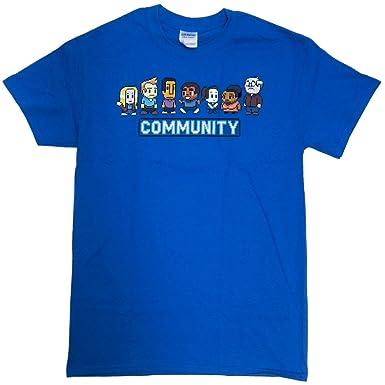 T-Line Men's Community 8 Bit Men's T-Shirt