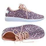 Forever Link Remy-18 Lady Sneakers Pink 8 | amazon.com