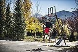 """Spalding Pro Slam Portable NBA 54"""" Angled Pole"""