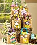 Sets of 6 Embellished Spring Treat Bags (Easter)