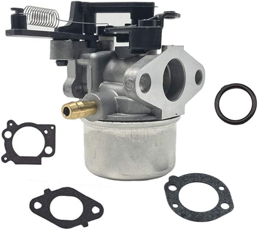 591137 Pressure Washer Rotary Carburetor for Troy Bilt Power Washer 7.75 Hp 8.75 Hp for Briggs and Stratton 2700-3000PSI, 775EX Lawnmower John Deere JS35 JS46 JM46 JS48 Behind Mower