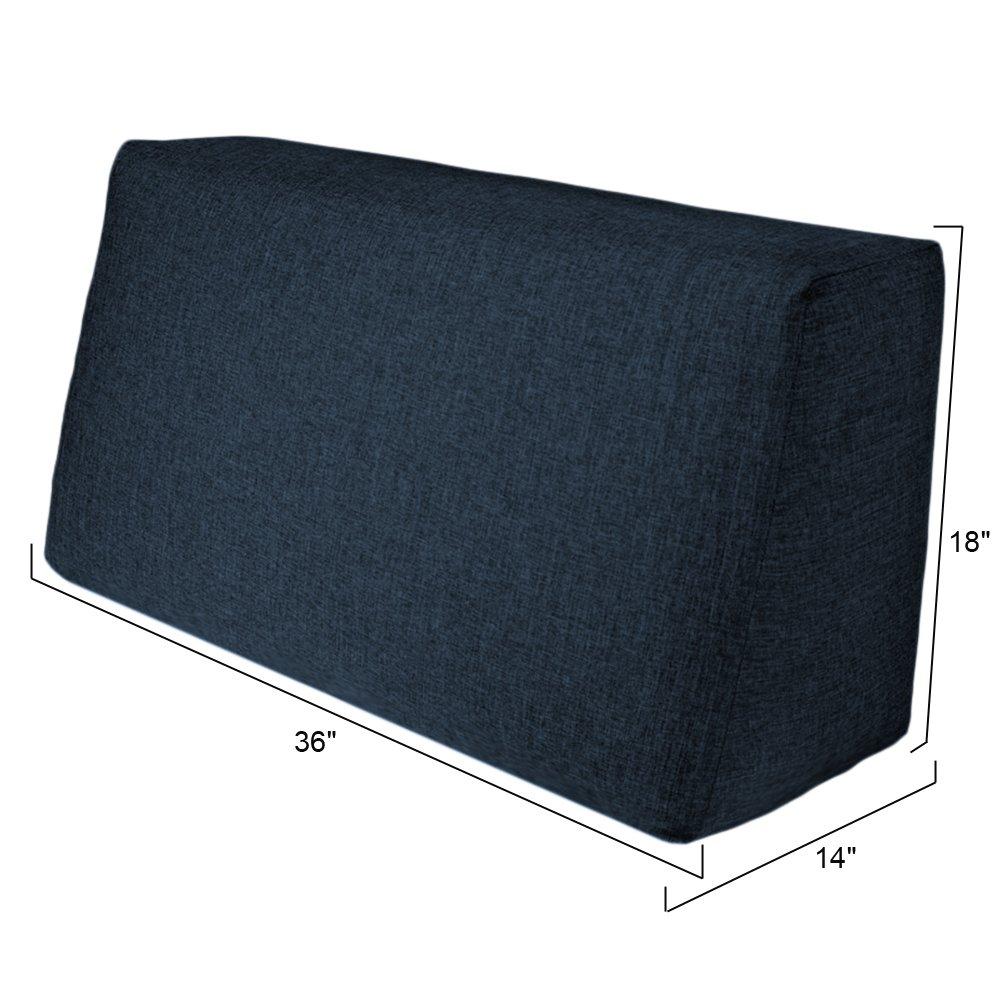 duobed SBP-AZ Sofa Back Pillow Blue