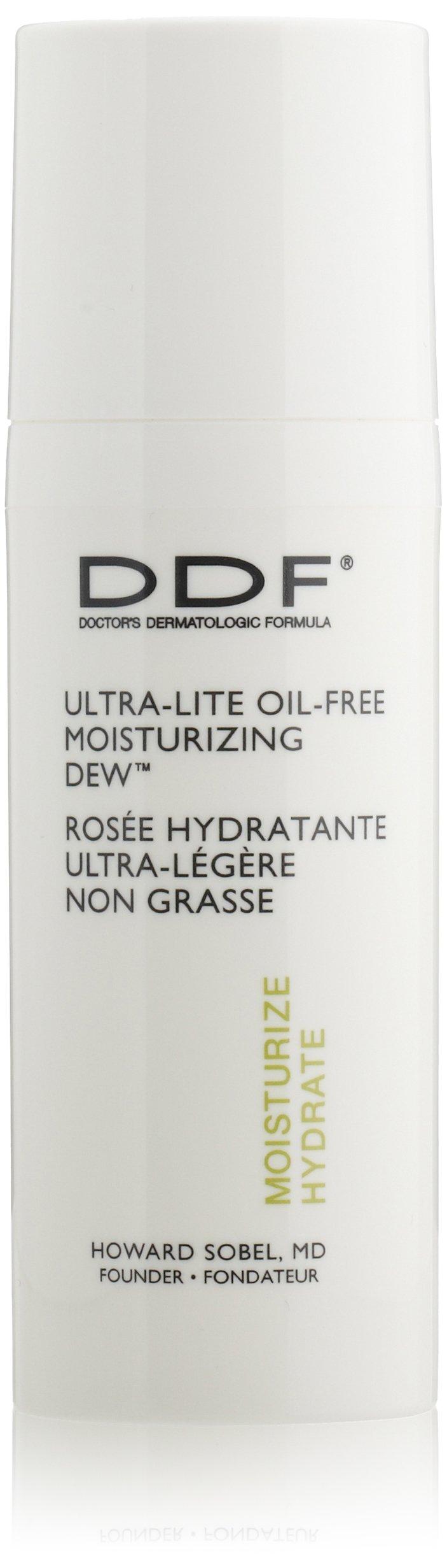 DDF Ultra-Lite Oil-Free Moisturizing Dew, 1.7 Oz.