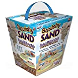 Squishy Sand Soft and Moldable Sculptable Indoor Toy Sand 1.5 lbs (680)g