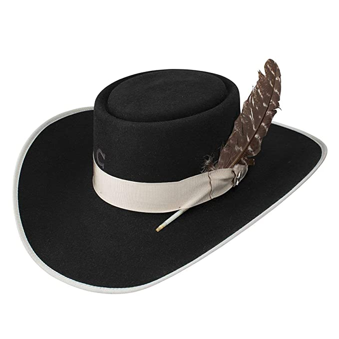 Image Unavailable. Image not available for. Color  Charlie 1 Horse Out West  4X Wool Women s Cowboy Hat ... ec11198bae0f